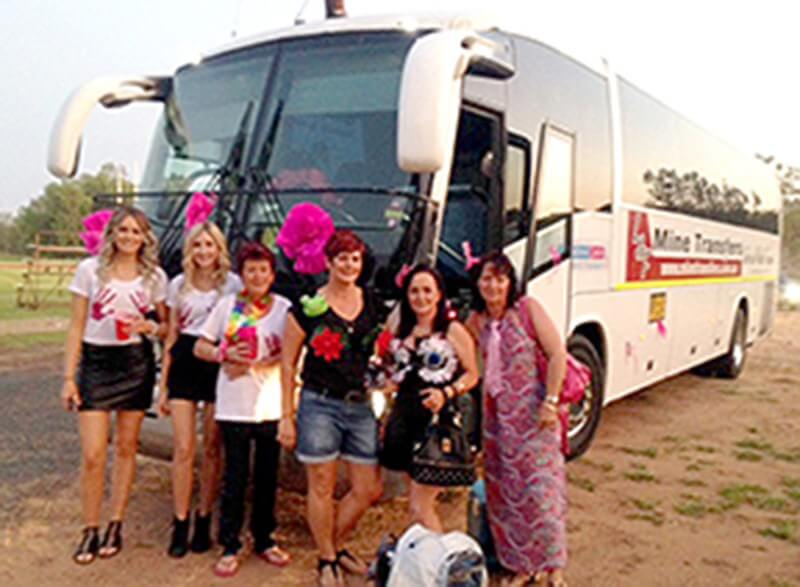 Bras give Bluff fundraising night a big lift